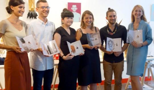 Anne Laure Coullomb, Xavier Noël, Kaori Kurihara, Julie Auzillon, Sébastien Carré, Morgane Baroghel-Crucq