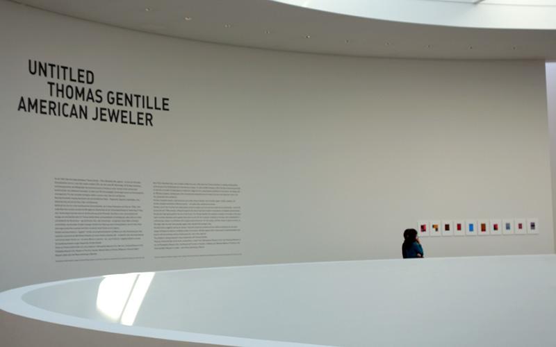 Thomas Gentille - Schmuck 2016