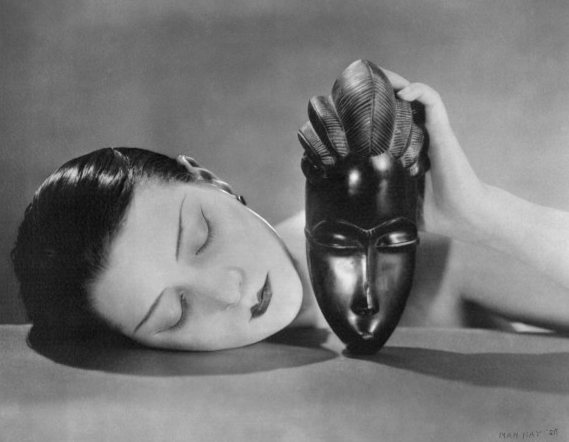 Noire et Blanche di Man Ray del 1926