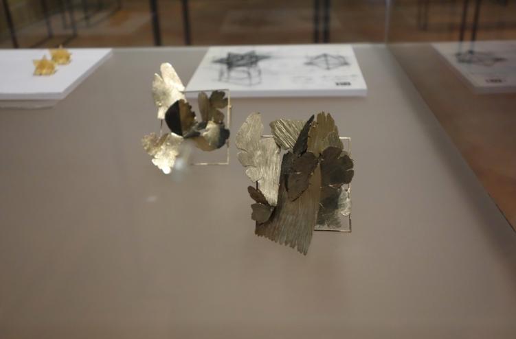 Dalla mostra Stefano Marchetti. Superficie in profondità, Oratorio di San Rocco, Padova